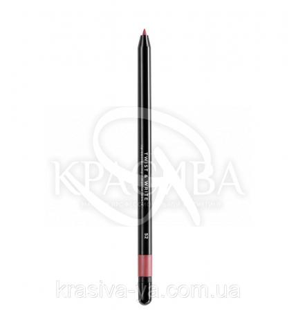 Косметичний водостійкий олівець для губ Twist & Write 52 - 1