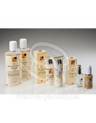 Домашний набор для лечебный проблемной кожи B3 :