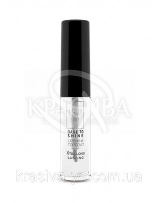 Dare to Shine - Lipshine Topcoat Блиск для губ 25, 6 мл : Lavish Care