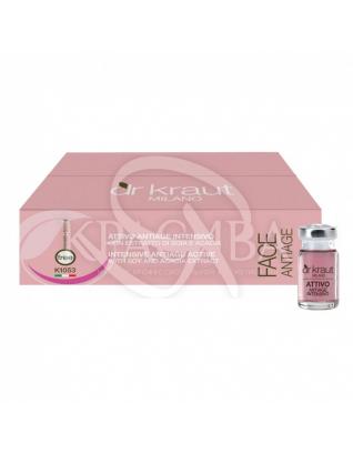 Dr. Kraut Intensive Anti-Age Active - Інтенсивна антивікова сироватка з экстрактамисои і акації, 6 мл : Dr. Kraut
