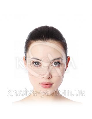 Кристаллическая коллагеновая маска с Г.К. для сухой и обезвоженной кожи, 1 шт : Clarena
