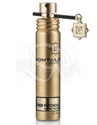 Montale Leather Patchouli : Montale
