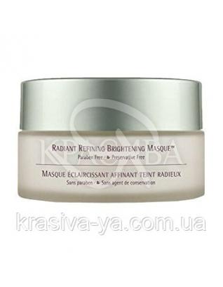 "Radiant Refining Brightening Masque - Очищаюча маска для обличчя ""Сяйво"", 104 мл :"