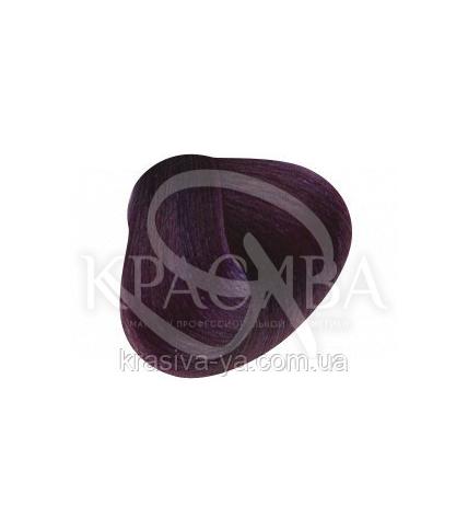Стійка Безаміачна Крем фарба для волосся 6.23 Темний фіолетовий золотистий блондин, 100 мл - 1