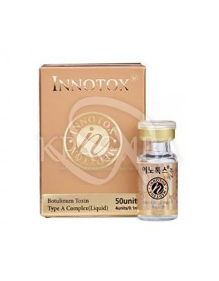 Іннотокс 50 од. Ботулінічний токсин типу А : Препарати для ботолотерапіі