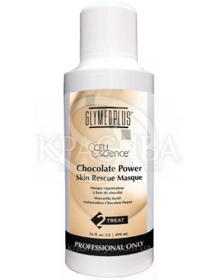 Cell Science Chocolate Power Skin Rescue Masque Шоколадна энергизирующая маска, 473 г