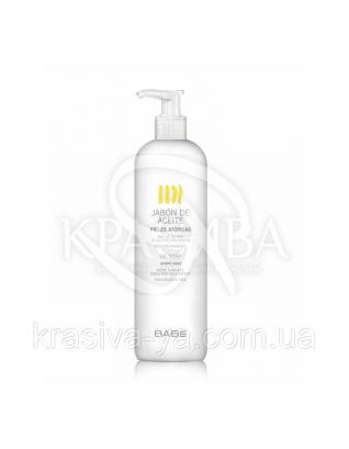 Масляное мыло для проблемной кожи с соевым маслом Babe Body Oil Soap, 500мл