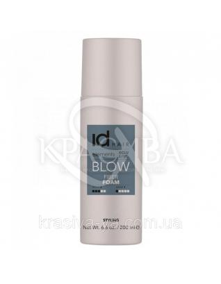 XCLS Blow Fiber Foam Волоконный мусс для укладки феном, 200 мл : Мусс для волос