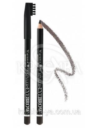 VS Styler Eyebrow Карандаш для бровей 203, 0.78 г : Карандаш для бровей