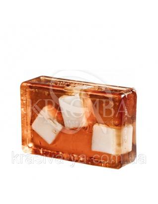 Глицериновое мыло куб ORG - Мужской, 100 г : Мыло