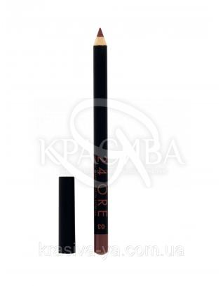 "Стойкий косметический карандаш для губ ""Lip Pencil 24 Ore"" 03 Brick, 1.5 г : Карандаш для губ"