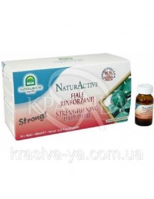 Комплекс для зміцнення волосся з малахітом N10, 10*10 мл : Natura House