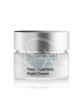 Time Control Night Cream Нічний омолоджуючий крем з пептидным комплексом Matrixyl 3000, 50 мл