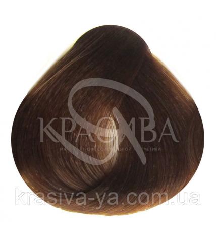 """Стійка Безаміачна Крем фарба для волосся 6.7 Темний блондин """"какао"""", 100 мл - 1"""