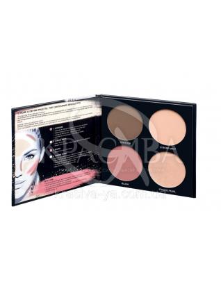"""Набор для контуринга лица """" Strobe & Define Palette, 3.8*4 г : Beauty-наборы для макияжа"""