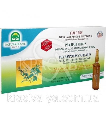 Комплекс для волос восстанавливающий с РВХ N12, 12*10 мл - 1