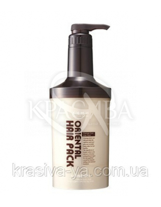 DAENG GI MEO RI Oriental Hair Pack For Damaged Hair Травяная маска для повреждённых волос,1000 мл