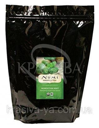 """NUMI Травяной тизан """" Марокканская мята """" весовой / Loose Moroccan Mint : Травяной чай"""