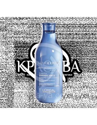 L'oreal Professionnel Sensi Balance Shampoo - Очищающий шампунь для чувствительной кожи головы, 300 мл