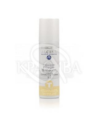 Пінка для догляду за пошкодженим та пористими волоссям 3.2, 125мл : Піна для волосся
