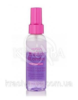 Спрей - захист від сонця, морської солі і хлору для волосся Bleach Blondes, 100 мл : Lee Stafford