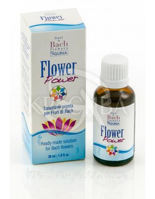 Flower Power Готовый раствор для персонализированной смеси цветов Баха, 30 мл : Диетические и пищевые добавки