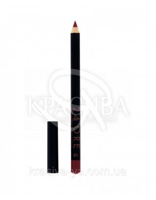 "Стойкий косметический карандаш для губ ""Lip Pencil 24 Ore"" 10 Red, 1.5 г : Карандаш для губ"