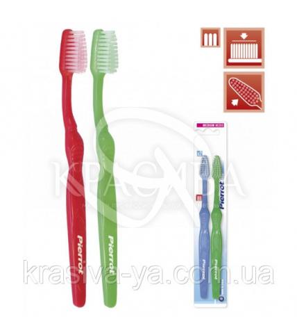 Пирот Щетка зубная Эко 2 в 1 - 1