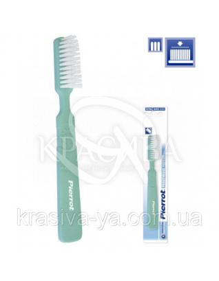 Пірот Щітка зубна спеціально очищаюча для протезів : Уходовая косметика