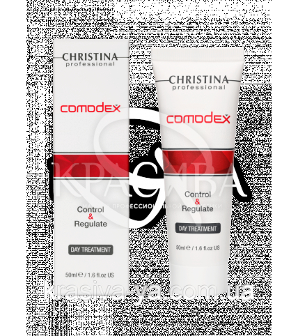 Комодекс Денний гель «Контроль і стабілізація» Comidex Control & Regulate Treatment Day, 50 мл. - 1
