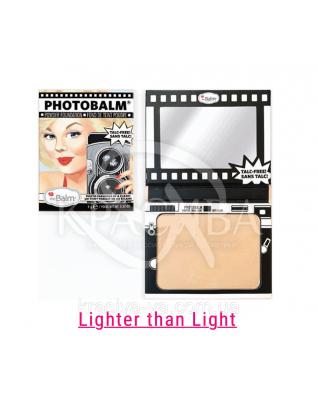 The Balm PhotoBalm Powder Foundation - Lighter than Light Компактная пудра-основа, 9 г :