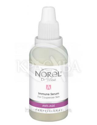 Сироватка для зрілої шкіри, схильної до куперозу, 30 мл : Norel
