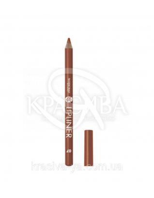 "Косметический карандаш для губ Lip Liner ""New Color Range"" 07 Terracotta, 1.5 г : Карандаш для губ"
