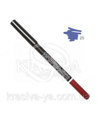 Олівець для губ Lip Liner New 025, 1.5 м : Layla