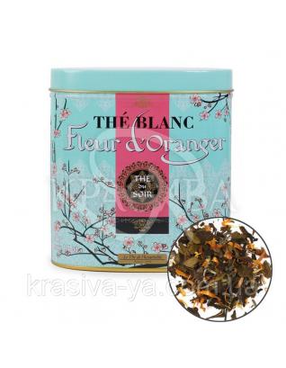 """TdO Огранический белый чай """"Цветы апельсина""""/Organic White Tea Orange Blossom, 40 г : Органический чай"""