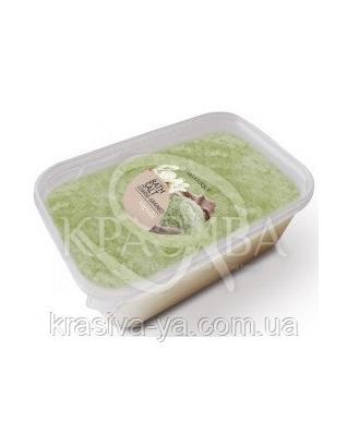 Соль для ванны большие гранулы - Магнолия, 1 кг :