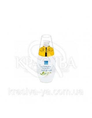 Органический крем для сухой кожи 5 масел и масло Ши, 50 мл :
