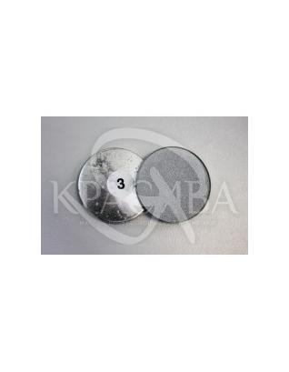 Тіні компактні набірні, №3 Світлий сірий перламутр : Cinecitta