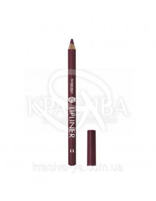 """Косметический карандаш для губ Lip Liner """"New Color Range"""" 11 Burgundy, 1.5 г : Карандаш для губ"""