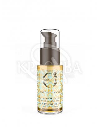 Barex Olioseta ODM - Масло-уход для волос с маслом арганы и маслос семян льна, 30 мл : Чехлы и поясы для кистей