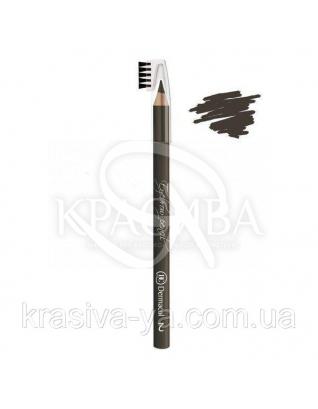 DC Make-up Eyebrow Pencil 02 Олівець для брів з щіткою, 1.6 м : Олівець для брів