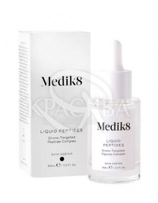 Жидкие пептиды с технологией косметических дронов : Medik8