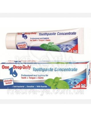 One Drop Only Toothpaste Concentrate Концентрированная зубная паста, 50 мл