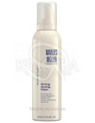 Strong Styling Foam (tester) - Пена для укладки волос сильной фиксации, 200 мл :