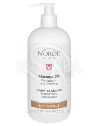 Розігріваючу масажне масло, 500 мл : Масло для масажу