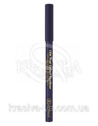 DC Make-up 12H True Colour 07 Олівець для очей стійкий, 1.6 м : Dermacol