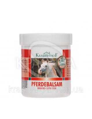 Krauterhof Гель для догляду за шкірою Кінський бальзам інтенсивно зігріваючий, 100 мл : Гелі для тіла