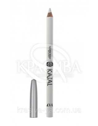 "Косметический карандаш для глаз ""Kajal Pencil"" 117 White, 1.5 г"