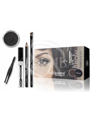 Набор для макияжа глаз и бровей - Noir : Beauty-наборы для макияжа