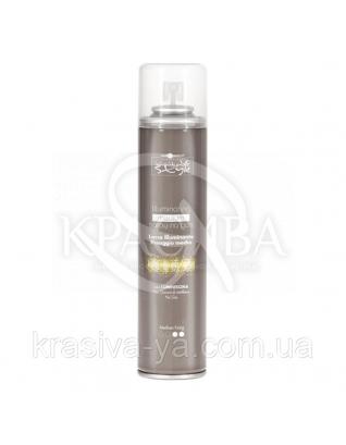 HC IS Спрей для блеска волос без газа средней фиксации, 300 мл :